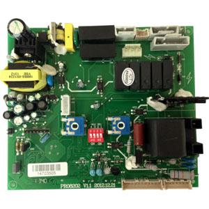 Wall Hung Gas Boiler Control Board Digital Programable